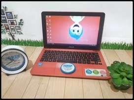 Netbook Asus E202SA Pink Slim Batre Uawettt