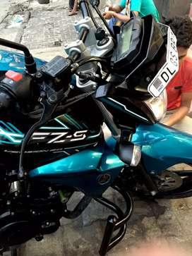 Yamaha Fz version 2 New Condition
