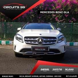 Mercedes-Benz GLA-Class 220D 4 MATIC, 2017, Diesel