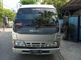 ISUZU / NHR55 CO E2-1 AC,TAPE,BODY,OK