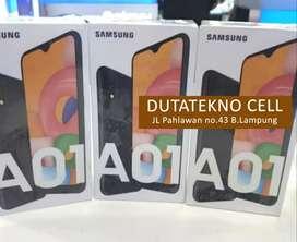 Samsung A01 2/16 Dual camera (Bonus Tempered Glass)