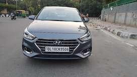 Hyundai Fluidic Verna 1.6 VTVT S (O), AT, 2018, Petrol