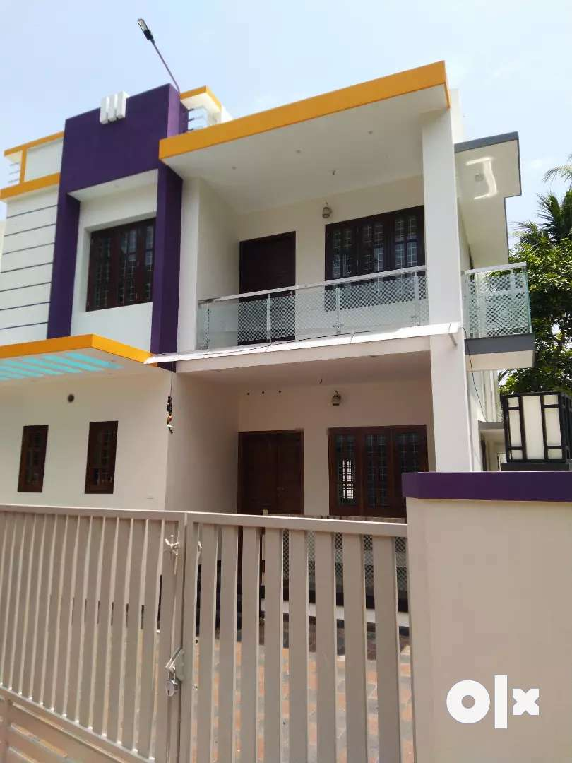 Sreekariyam cheruvaickal 3bhk New independent house 0
