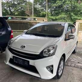 Toyota Agya G M/T 2017 Putih