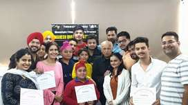 Experienced telecaller for reputed acting school in chandigarh