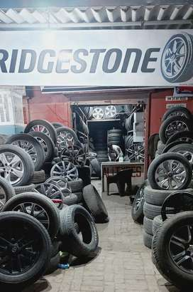 Used tyre dealers best condition tyre with warranty only 10&20 % Used