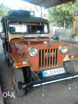 good condition jeep engine work done