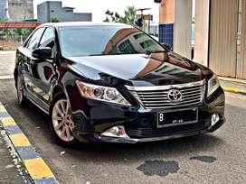 Toyota camry V 2012 new model termurah buruan sebelum kedluan