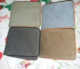 Genuine Cow Neobok Leather Wallets