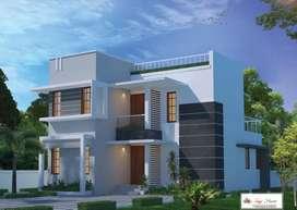 4 bedroom A C villa