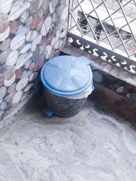 New dustbin