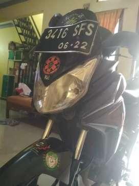 Jual cepat motor cs1 thn 2012