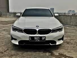 BMW 320i Sport G20 NIK 2019 Alphine White On Black