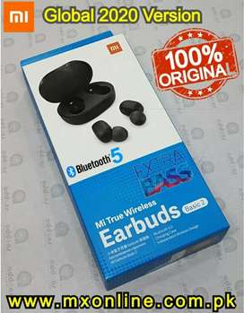 Official Mi Earbuds Basic 2