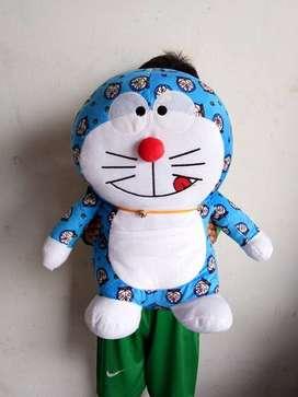 Boneka Doraemon Bordir - Doraemon Bordir Jumbo