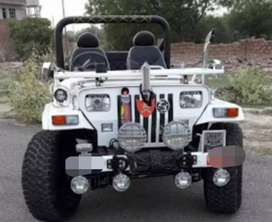 Modified new modified jeep