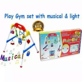 musical play gym baby