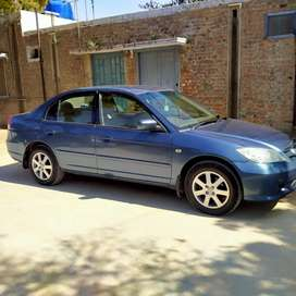 Civic Automatic 2004 very good condition