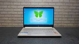 Laptop Hp14 Prosesor AMD Ryzen 3 Model Slim Glossy Elegant