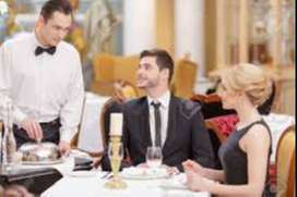 WAITER BOYS NEED FOR 5 STAR HOTEL&PARTY LAWN CALL 76786790 THREE FOUR