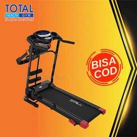 treadmill elektrik tl 629 treadmil 1,5 hp total COD Cilacap