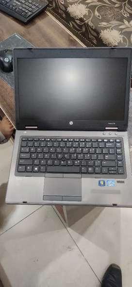 Hp probook i5 3rd genertion 4gb ram 320gb hard disk with warranty