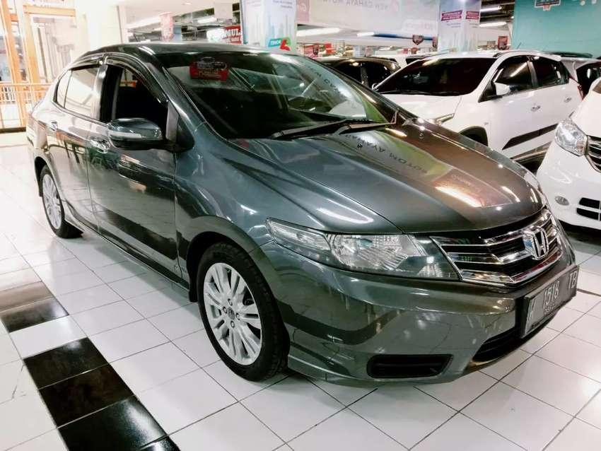 Honda New City E 1500Cc Manual Tahun 2012 #JualHondaCity #KreditCity 0
