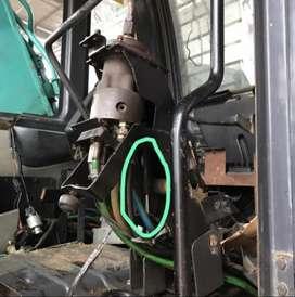 Gas spring penunjang safety arm kobelco sk200-8