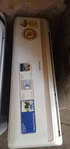 Used split air-condition,..