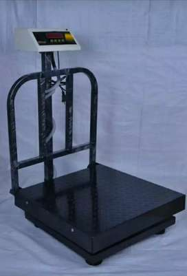 500 kg Weighing scales Brand New