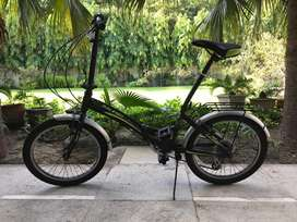 Raleigh Converge folding cycle