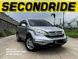 HONDA CRV 2.4 2010 AT, FACELIFT ELECTRIC SEAT, MIN CONDITION!