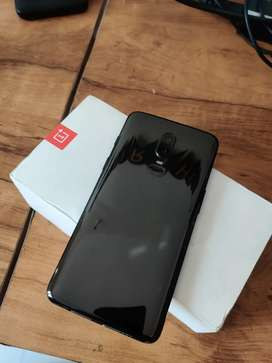One Plus 6 | 6 GB RAM | 64 GB Storage | Black color