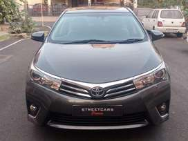 Toyota Corolla Altis 1.8 VL, 2015, Petrol