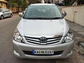 Toyota Innova 2.5 VX (Diesel) 7 Seater, 2011, Diesel