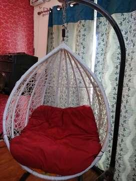 It is a big swing for all family members. It is n
