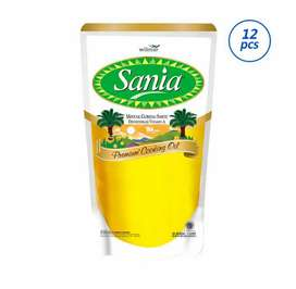 Minyak goreng Sania 1 L
