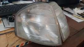 Lampu sein  depan putih bosch w202 ori