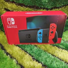 Nintendo Switch V2 BNOB FULLSET