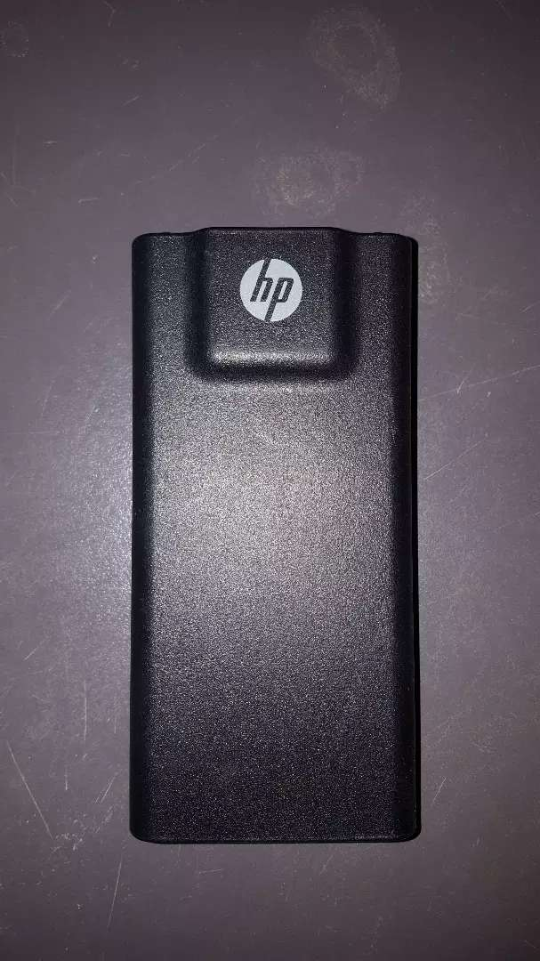 HP adopter with mobile usb charger 0