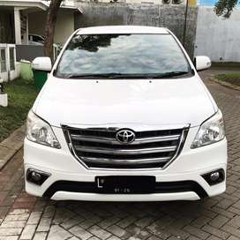 For Sale Innova V Diesel Matic 2015