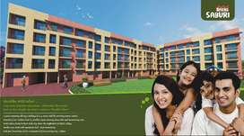 Spacious 1BHK with Master Bed