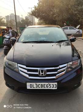 Honda City 2008-2011 1.5 V MT, 2012, Petrol