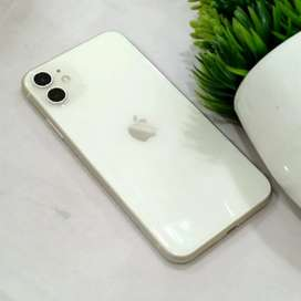 iPhone 11 64Gb White iBox