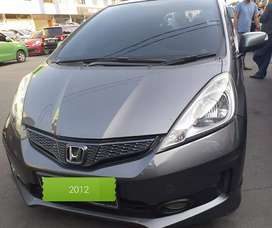 Jazz RS 2012 Matic