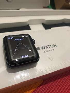 Apple Watch series 3 Space Grey