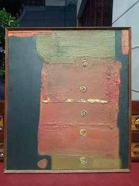 Lukisan tua karya Sadali