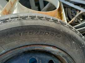 165/80 r14 tyre stepney for sale