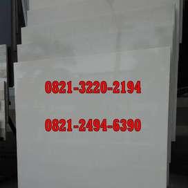 Jual Granit Tile Cream Polos Ukuran 60x60cm