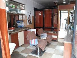 Beauty Parlour for Rent at Sharda Road Meerut